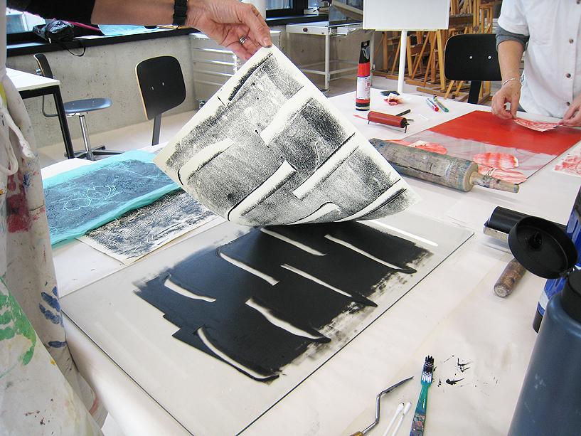 Bildnerisches Gestalten Atelier