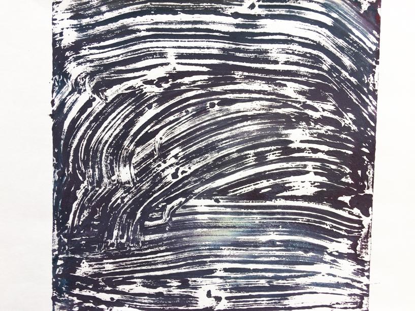 Mischtechnik - in der gegenständlichen und abstrakten Malerei