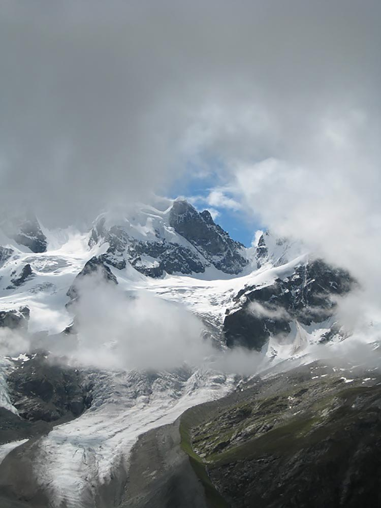 Berge, Fotografie, 2008